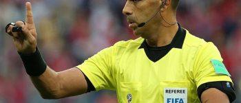 ۱۵ دقیقه وقت اضافه محاسبه نشد , افتضاح بزرگ داوری در بازی ایران-پرتغال